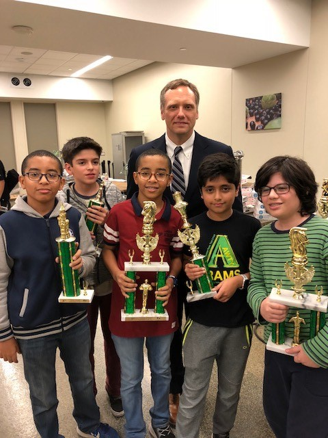 Awty Chess Players Find Success at Region V Chess Championship