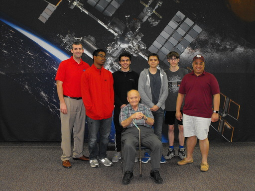 Awty Students Participate in Regional Space Settlement Design Contest