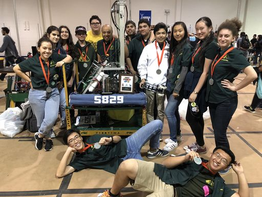 Awtybots Qualifies for Worlds