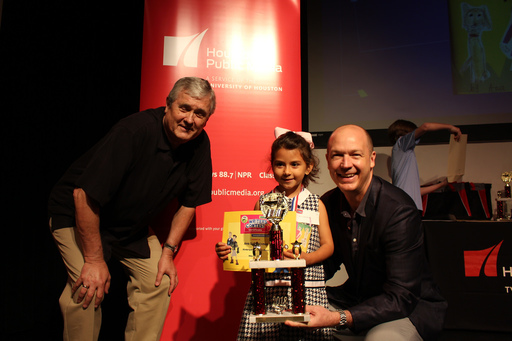 Awty Student Wins PBS KIDS Writers Contest