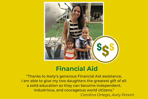 Give to Our Students - Donate to The Awty Annual Fund Week!