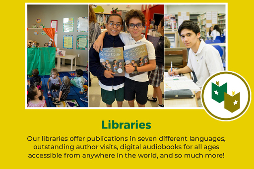 Give for Our Libraries - Donate to The Awty Annual Fund Week!