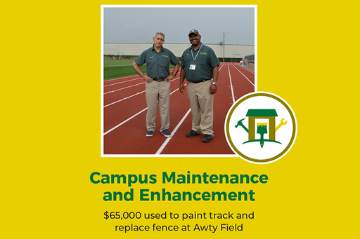 Give to Keep Our Campuses Beautiful - Donate to The Awty Annual Fund Week!