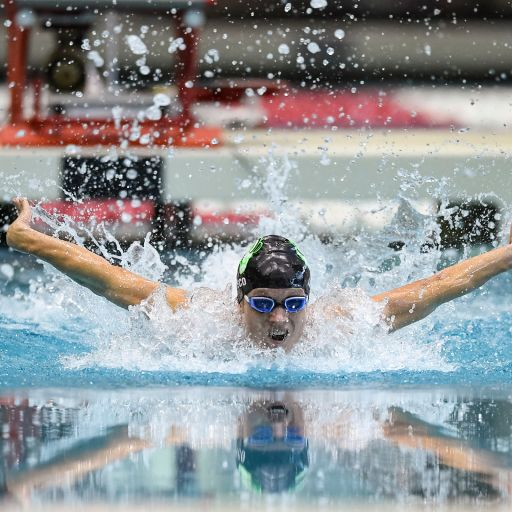 Awty Swim Team Places at SPC South Zone Championship