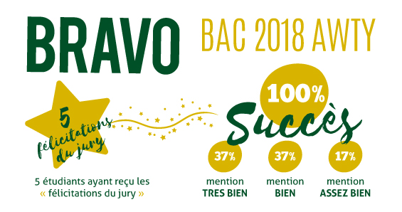 French BAC 2018 Results